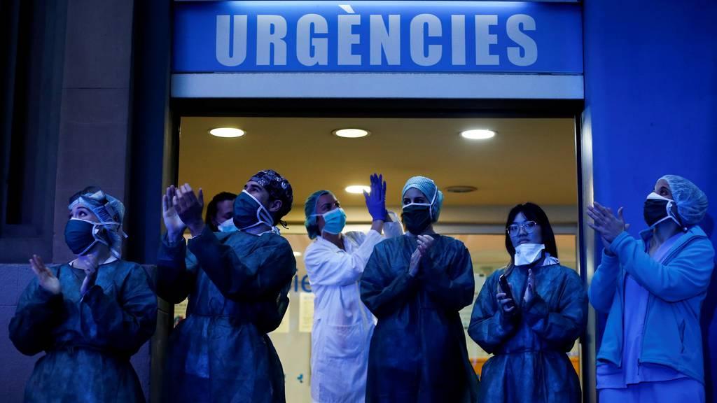 Umstrittener Anti-Virus-«Winterschlaf» in Spanien gestartet