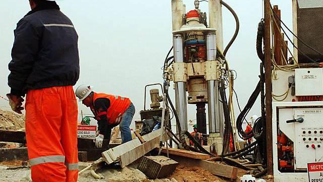 Die Bergungsarbeiten in Chile laufen auf Hochtouren