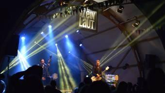 KleinLaut-Festival in Riniken