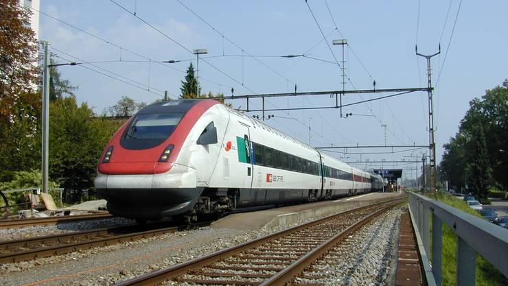 Der Bahnhof Grenchen Süd wird doch nicht ganz vom Fernverkehr abgeschnitten.