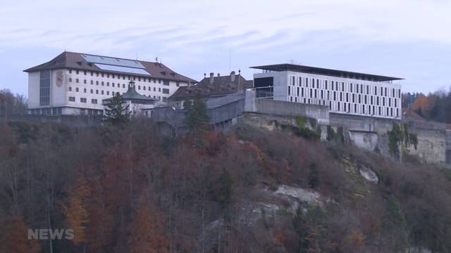 Motion gegen Sex-Zimmer in Thorberg