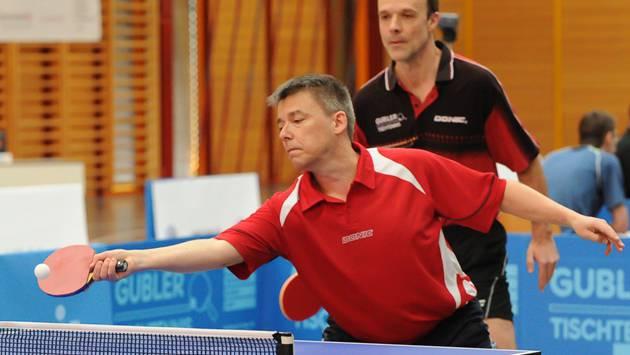 Erfolgreiches Team: Stefan Renold und Thierry Miller sichern sich Silber.