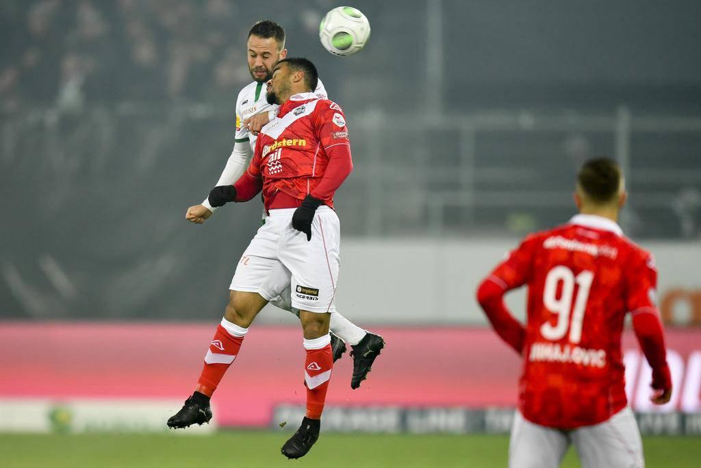 FCSG verliert gegen Lugano (© KEYSTONE)