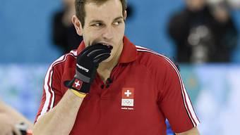 Sven Michel greift ins EM-Turnier ein