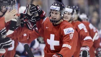 Bleibt das Nati-Prospect-Campt vorerst der letzte Einsatz Nico Hischiers für die Schweiz?