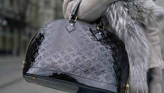 Das Corpus Delicti: Eine Louis-Vuitton-Tasche (Symbolbild)
