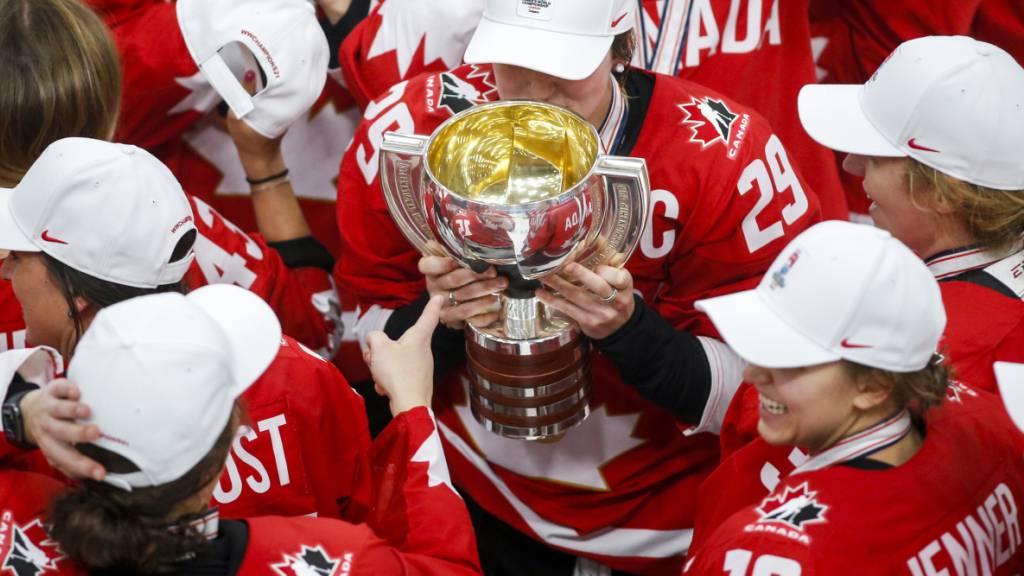 Erster WM-Titel für die Kanadierinnen seit neun Jahren