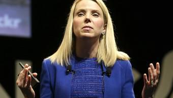 """""""Sehr beschäftigt"""": Yahoo-CEO Marissa Mayer. (Archivbild)"""