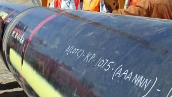 Gaspipeline zwischen der Türkei und dem Iran (Archiv)