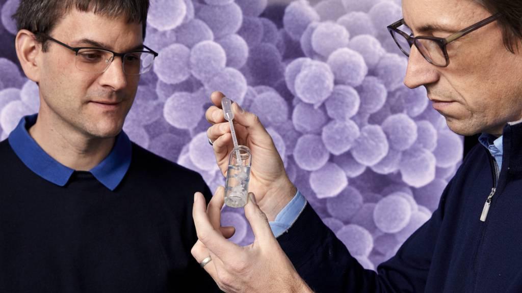 Europäischer Erfinderpreis geht an Pioniere der DNA-Speicher