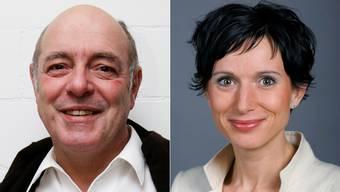 Wen Ueli Giezendanner und Pascal Bruderer in den Ständerat wählen