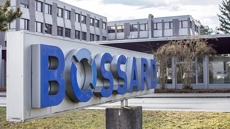Bei der Firma Bossard in Zug kommt es zu einem Wechsel an der Konzernspitze. (Archiv)