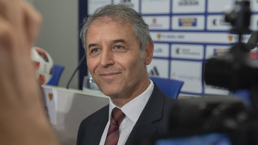 Marcel Kollers erste Worte als FCB-Trainer