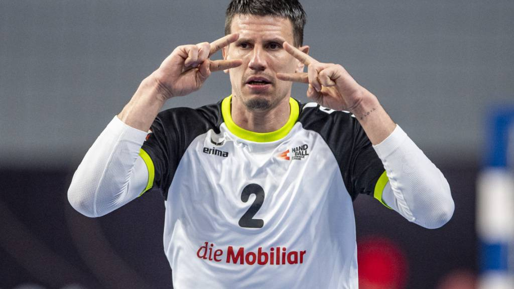 Andy Schmid trifft mit den Rhein-Neckar Löwen erstmals in einem Wettbewerbsspiel auf einen Schweizer Verein