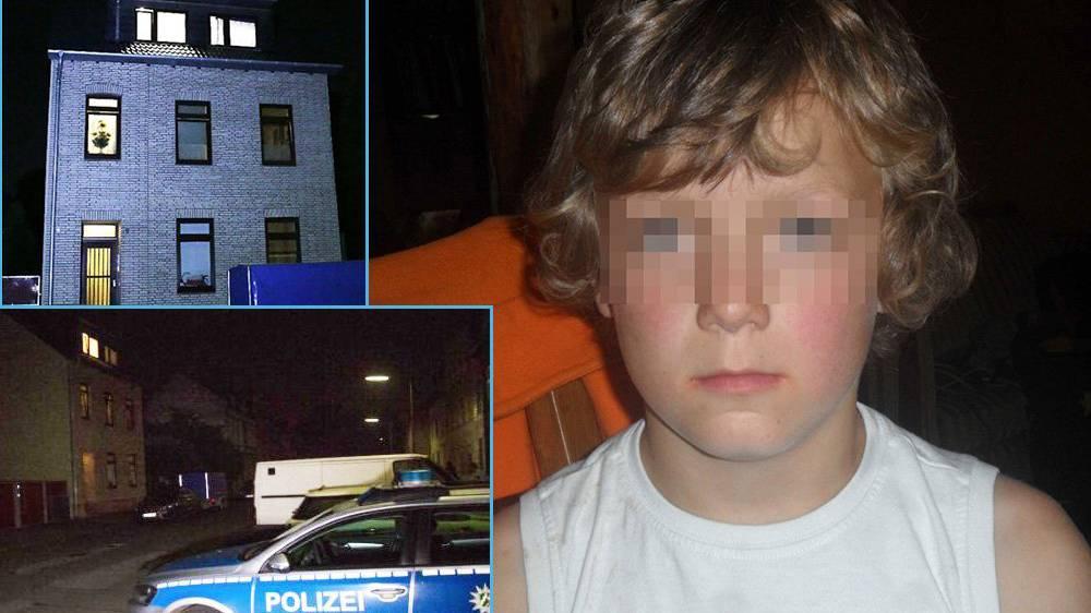 Der 12-Jährige wurde in einem Haus in Düsseldorf entdeckt.