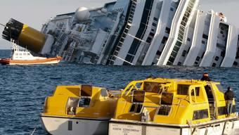 Rettungsaktion Costa Concordia