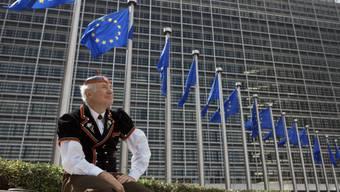 EU und Schweiz müssen ihre Beziehung überdenken (Symboldbild)