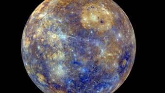 Ein Bild vom Mars, das die Sonde BepiColombo geschossen hat. Die Marssonde ist einiges der wenigen laufenden Unternehmen, welche die Missionskontrolle der Esa in Darmstadt noch bewältigen kann. Von 900 Mitarbeitern sind wegen Covid-19 nur noch 30 im Einsatz. (Archivbild)
