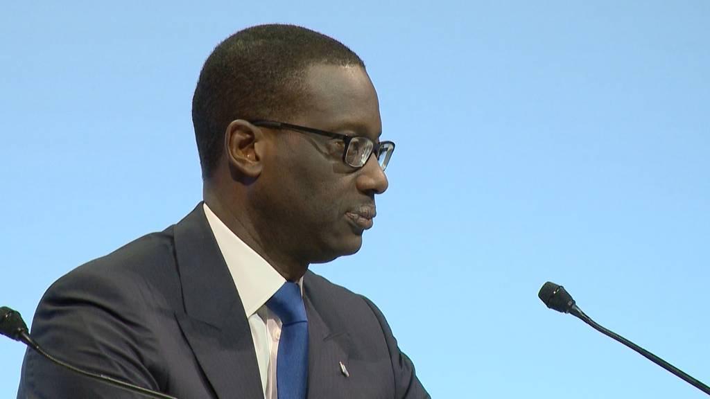 CS-Bestechungs-Affäre: CEO Tidjane Thiam tritt zurück
