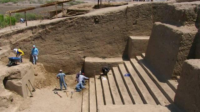 Älteste Funde von Zivilisationsresten? Tempel in Peru gefunden (Symbolbild)