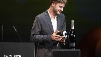 """ZFF: Der belgische Regisseur Lukas Dhont erhielt am Samstag das Goldene Auge für sein Drama """"Girl""""."""