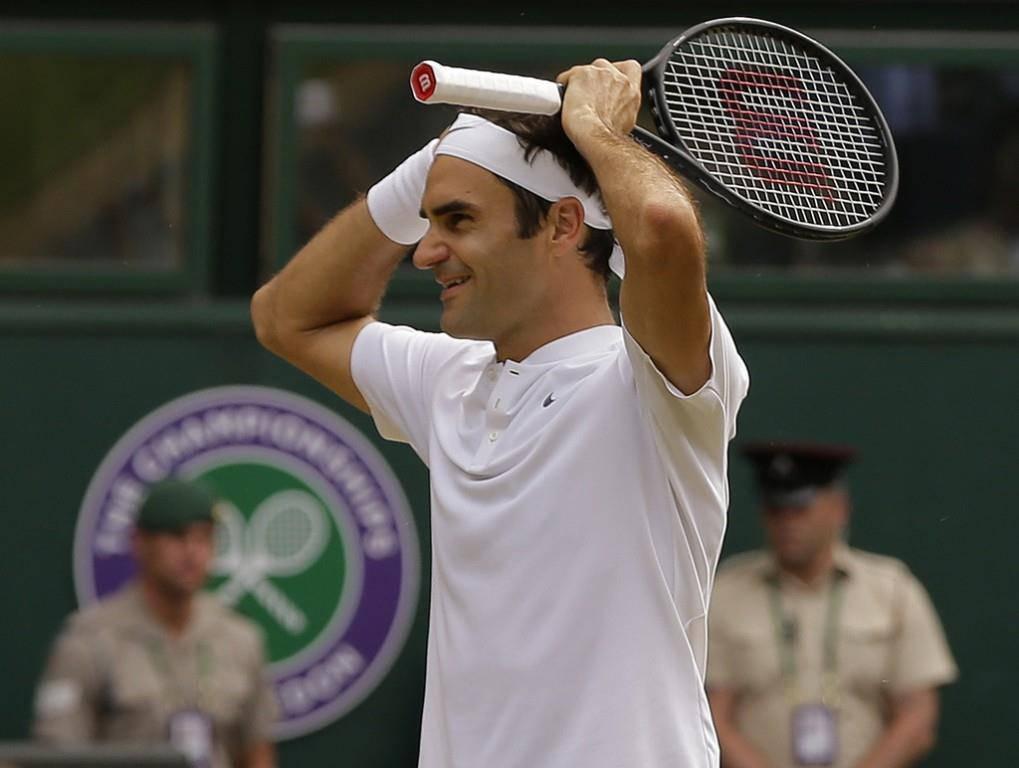 Bravo Roger Federer!