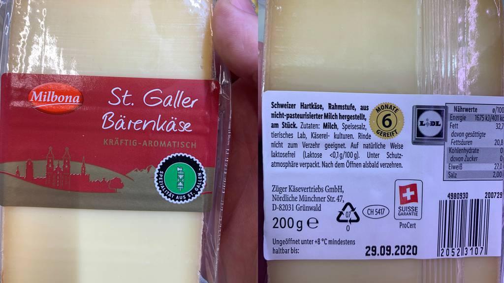 Eine Spezialität aus St.Gallen, die niemand kennt