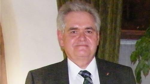 VTJ-Präsident Franz Koch