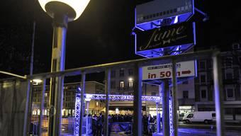 Die Disco Fame am Claraplatz sorgt immer wieder für Schlagzeilen: Als erste Amtshandlung ersetzt der neue Geschäftsführer die Türsteher.  Martin Töngi/Archiv