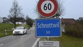 In Schnottwil sollen Schallschutzmassnahmen vorgenommen werden.