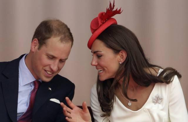 William und Kate haben fürs Baby umbauen lassen.