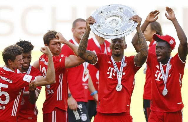 Deutscher Meister sind die Bayern schon, nun zählen sie auch zu den Topfavoriten auf den Champions-League-Titel.
