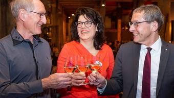 Brugg feiert erstmals mit Schinznach-Bad Neujahr