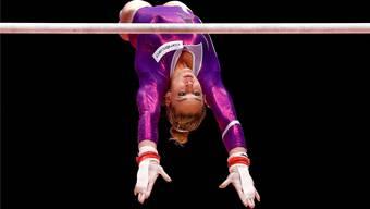 Noch immer mit Luft nach oben: Giulia Steingruber ist mit Rang 5 im Mehrkampf-Final dennoch zufrieden.