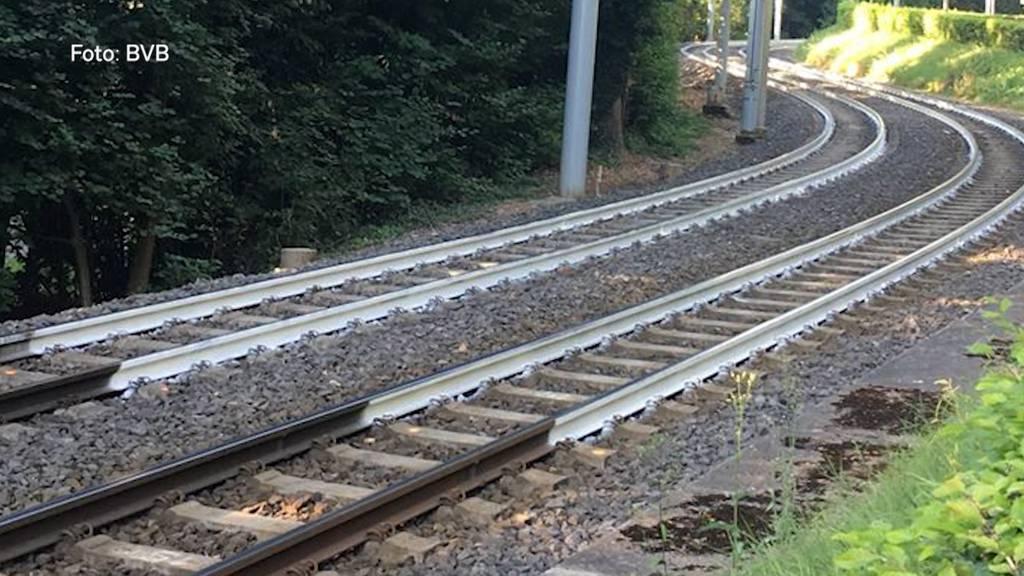 SBB rüstet sich mit weissen Schienen gegen die nächste Hitzewelle