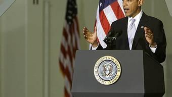 Obama stellt die neuen Raumfahrtpläne vor