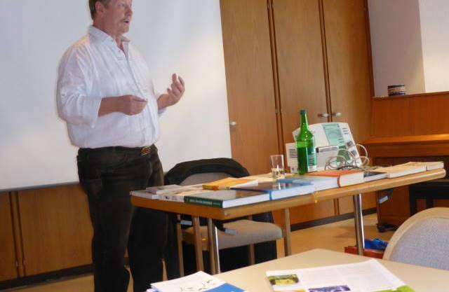 Referant Markus Locher