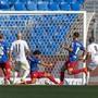 Manuel Sutter erzielt den ersten Treffer für Vaduz in der Super League nach dreijähriger Absenz der Liechtensteiner