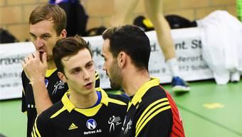 Eine weitere Niederlage für Volley Schönenwerd: Sie verlieren gegen Chênois Genf.