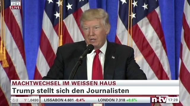 Mysteriöses Trump-Dossier