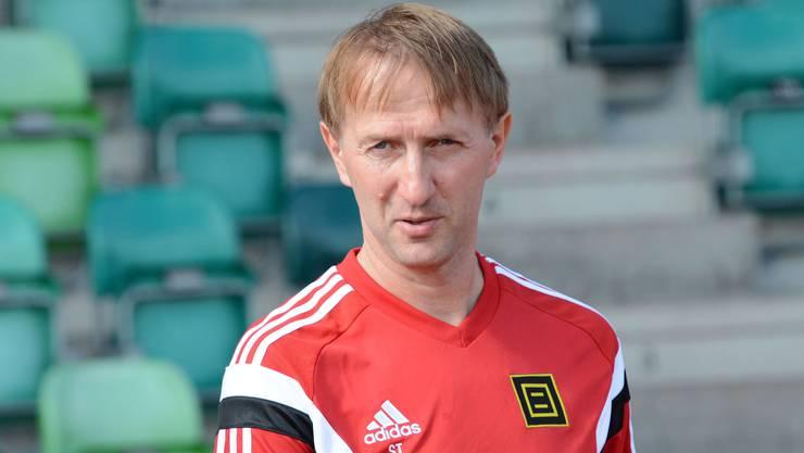 Samir Tabakovics Zeit als Trainer der Old Boys ist vorbei.