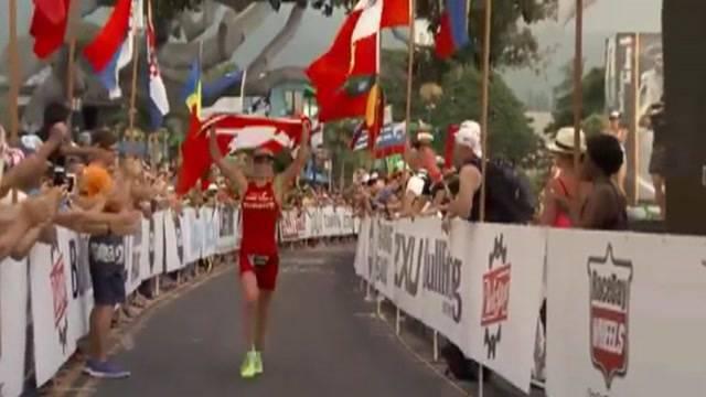 Daniela Ryf schreibt Triathlon-Geschichte