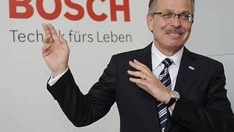 Bosch-Chef Franz Fehrenbach (Archiv)