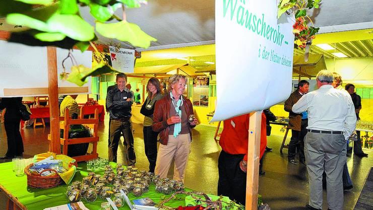Das Fest für die Bevölkerung: Alle Thaler Gemeinden präsentierten sich von ihrer kulinarischen Seite. (Bilder: Bruno Kissling)