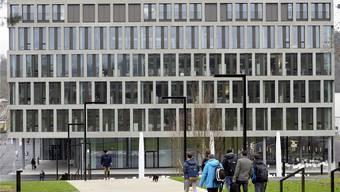 10'534 Studenten sind an den fünf Schulstandorten der Fachhochschule Nordwestschweiz eingeschrieben.