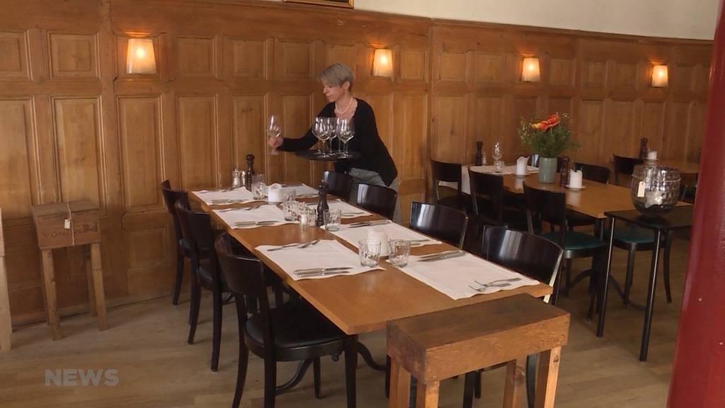 Restaurants und Bars dürfen ab 11. Mai wieder Gäste empfangen