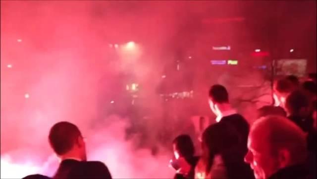 FC Basel Maischterfiir: Glaubed nid an Gaischter
