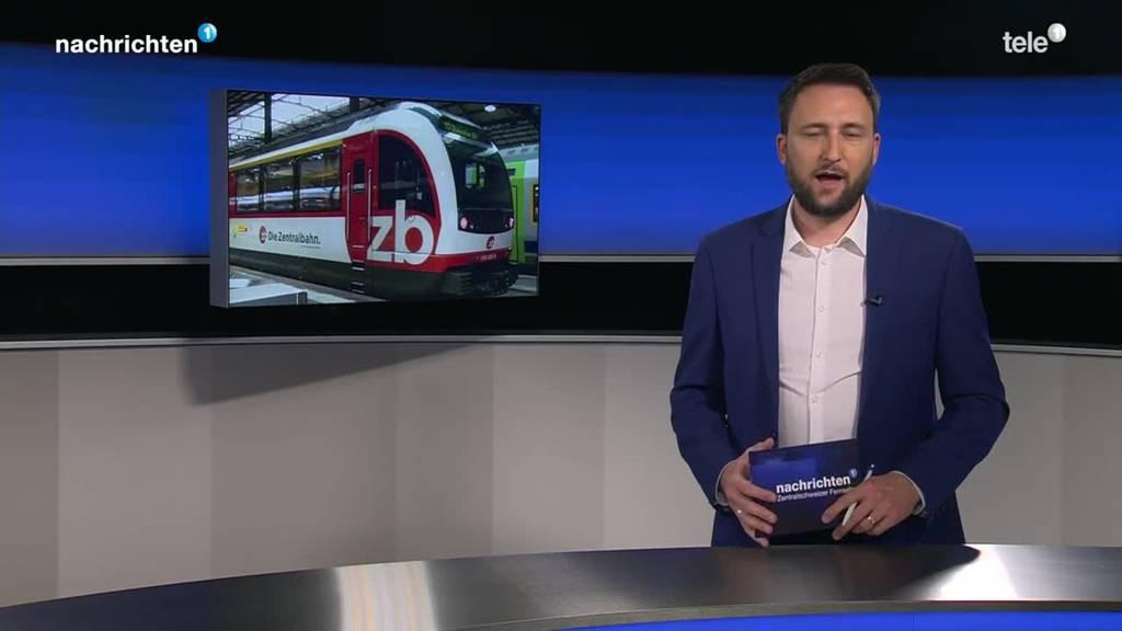 Gleismesstechnik Zentralbahn