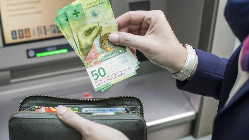 Kaum gibt es die neue 50er-Note, sind schon Fälschungen davon im Umlauf.