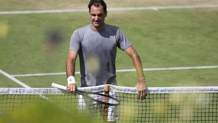 Roger Federer zeigt sich besorgt über die Entwicklungen.